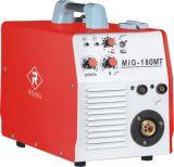 Welder инвертора MIG/MMA IGBT с сертификатом Ce (MIG-160MT/180MT/200MT)