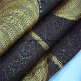 Fenster-Vorhang-Gewebe des Jacquardwebstuhl-100%Polyester für Hauptgewebe und Polsterung