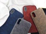 Новые ультратонкие ноутбуки из натуральной кожи матовая PU сотовый телефон чехол для iPhone X