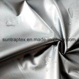 Silbernes überzogenes Gewebe des Polyester-420d Oxford für Auto-Deckel