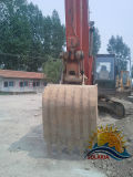 Verwendeter hydraulischer Gleisketten-Exkavator Exkavator-Hitachi-Zx230 für Verkauf