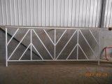 Barricade de métal