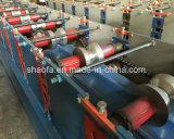 La alta calidad galvanizó el rodillo Shaped del casquillo de Ridge de la azotea que formaba la máquina