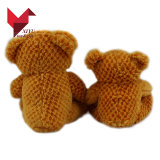 Luxuoso pequeno do urso de Brown do presente dos brinquedos