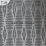 노란 자카드 직물 기하학적인 패턴 의자 직물 (FTH31959)