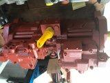 Pompa hydráulica Re-Manufactured de la bomba principal del excavador de Kawasaki K3V112dtp Sanyi 215-9