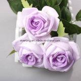 Расположение PU Rose в лепестков Rose вазы иллюзиона лепестках Ebay PU Rose Centerpieces Malasia искусственних Rose стеклянных искусственних