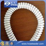 Manguito flexible excelente de la succión de la instalación de tuberías del PVC de la eficacia alta de la calidad