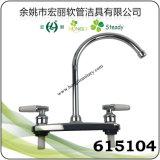 Fabbrica professionale del rubinetto di plastica del bacino e del rubinetto della cucina