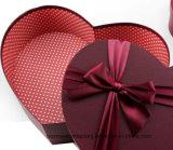 Forma de corazón de Chocolate caramelos cajas para regalo de San Valentín/paquete de regalo