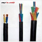 Cable de control flexible del aislante multifilar del PVC