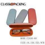 2017 caisse classique neuve et chaude de bloc supérieur de Hardcase en métal en verre optiques d'unité centrale de Matt de lunetterie de modèle de mode comme promotion d'usine
