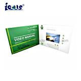 Высокое качество цифрового USB 4.3 дюйма каталоги видео брошюра/поощрения