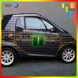 PVC 자동 접착 비닐 광고를 위한 옥외 차 스티커