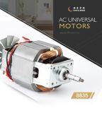 Motor CA para máquina de sumos de feijão com marcação CE/RoHS