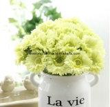 Fiori artificiali delle margherite che Wedding il crisantemo viola di seta dell'albero del fiore artificiale della margherita della decorazione