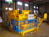 機械価格を作るQmy6-25移動式セメントの具体的な空のブロック