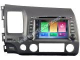 Honda Civic 2006-2011 4G ROM 1080P 접촉 스크린 32GB ROM IPS 스크린을%s Witson 8 코어 인조 인간 8.0 차 DVD