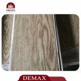 Plancher d'intérieur en bois en plastique de constructeur d'usine de plancher de vinyle de PVC