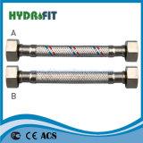 Flexible tressé en acier inoxydable (HY6301)