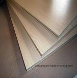 Material de construção do painel do tipo sanduíche com folha de alumínio do painel composto de alumínio
