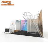 Resuable y cabina de aluminio portable