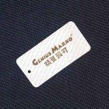 Tag feitos sob encomenda do cair do fato do papel especial da forma