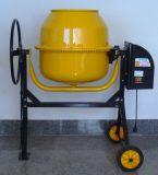 340L diesel Power Electric Mini agitateur concret de rouleau de construction