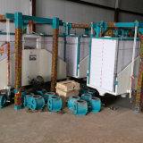 Ligne de meulage de production de farine professionnelle de maïs