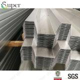 Strato galvanizzato di Decking del metallo del pavimento d'acciaio per il pavimento