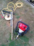 Sac à dos de l'équipement portable bien creuser l'eau pour la vente de la machine de forage de puits de forage de vis de vidange portable