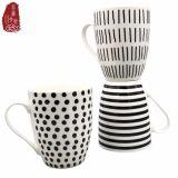 Promoción de venta al por mayor taza de café de cerámica taza de té de porcelana