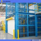 3ton 유압 가이드 레일 창고 화물 상승 또는 엘리베이터