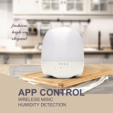 Diffusore dell'olio di Aromatherapy dell'aroma di controllo di APP di musica di Bluetooth