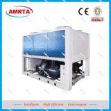 Réfrigérateur de vis refroidi par air se refroidissant et chauffant