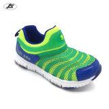 Малыш обувает ботинки ботинок спортов вскользь для малыша (LD001#)