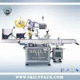 De automatische Horizontale Etiketterende Fabrikant van de Machine met Printer
