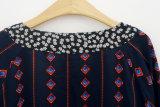 Оптовое пальто солнцезащитный крем Длинн-Типа одежды