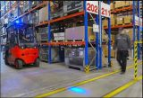 Gabelstapler-Licht des neuer Entwurfs-blaues Punkt-Punkt-Scheinwerfer-LED