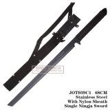 Охотничьи ножи двойного ниндзя меч Settactical ножи фиксированный нож Jot039c