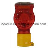 Indicatore luminoso d'avvertimento del cono LED di traffico per sicurezza stradale