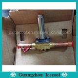 Тип припоя газа CFC Hcfc Hfc Refrigerant - 1 /2 клапанов соленоида Evr6 ODF Danfoss 032f1209