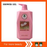 Essences naturelles Étiquette personnalisée corps Gel douche bain