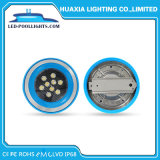 Indicatori luminosi subacquei della piscina di RGB LED