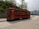 Carrinho de eléctrico da cidade de homologação CE por modelo de transferência a DSW-E48