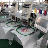 Nieuwe die Modellen 2 de Prijs van de Fabriek van de Machine van het Borduurwerk van Hoofden in China wordt gemaakt