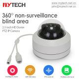 Mini Levende Stromende VideoIP van de Veiligheid van kabeltelevisie WiFi Camera