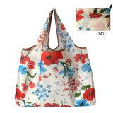 Saco de Arrumação dobrável, um ombro grande portátil de grande capacidade espessadas Eco-Friendly Bag Saco de Compras de supermercado