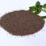 60/80 industriales de limpieza criogénica de grano abrasivo Garnet abrasivos
