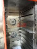 Oven van de Convectie van de Controle van de Computer van het Roestvrij staal van de bakkerij de Winkel Gebruikte Elektrische (zmr-8D)